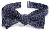 The Tie Bar Men's Triad Silk Bow Tie