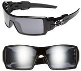Oakley 'Oil Rig' 63mm Sunglasses