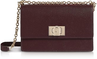 Furla Leather 1927 S Crossbody Bag 24