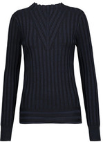 J Brand Page Ribbed-Knit Sweater