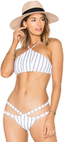 SKYE & staghorn Turkish Crop Bikini Top