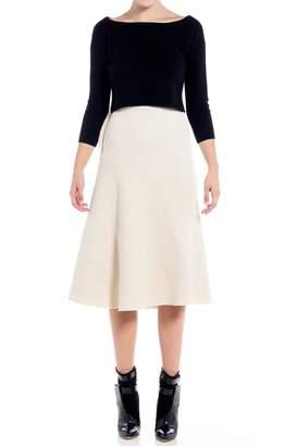 Charlie May Bias Cut Skirt