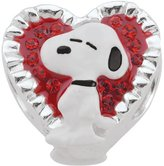 Persona 925 VALENTINE SNOOPY Forever in Love Bead Charm Fits Pandora,European Charm Bracelets H14926P2