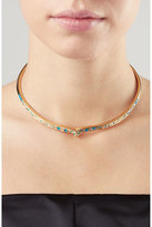 Aurelie Bidermann Apache Gold-Plated Necklace