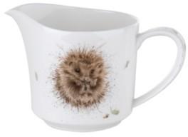 Royal Worcester Wrendale Hedgehog Cream Jug
