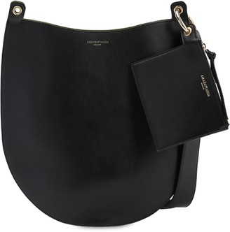 Sara Battaglia Rachel Leather Hobo Bag