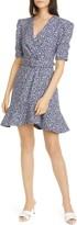 Jonathan Simkhai Evelyn Floral Minidress