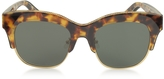 Stella McCartney SC0075S Acetate Cat Eye Women's Sunglasses
