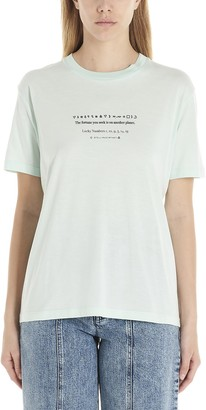 Stella McCartney fortune Planet T-shirt