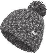 Trespass Womens/Ladies Lockhart Knitted Winter Pom Pom Hat