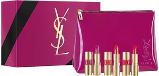 Saint Laurent Mini Rouge Volupte Shine Lipstick Gift Set