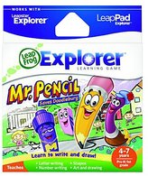 Leapfrog Leapster Explorer Learning Game - Mr. Pencil