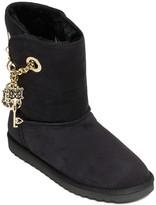 Love Moschino Charm & Chain Boot