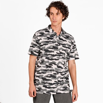 Puma Cloudspun Camo Men's Polo
