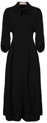 Marni 3/4 length dress