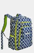 Ju-Ju-Be Infant 'Be Right Back' Diaper Backpack - Grey