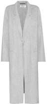 Acne Studios Foin Doublé Wool And Cashmere Coat