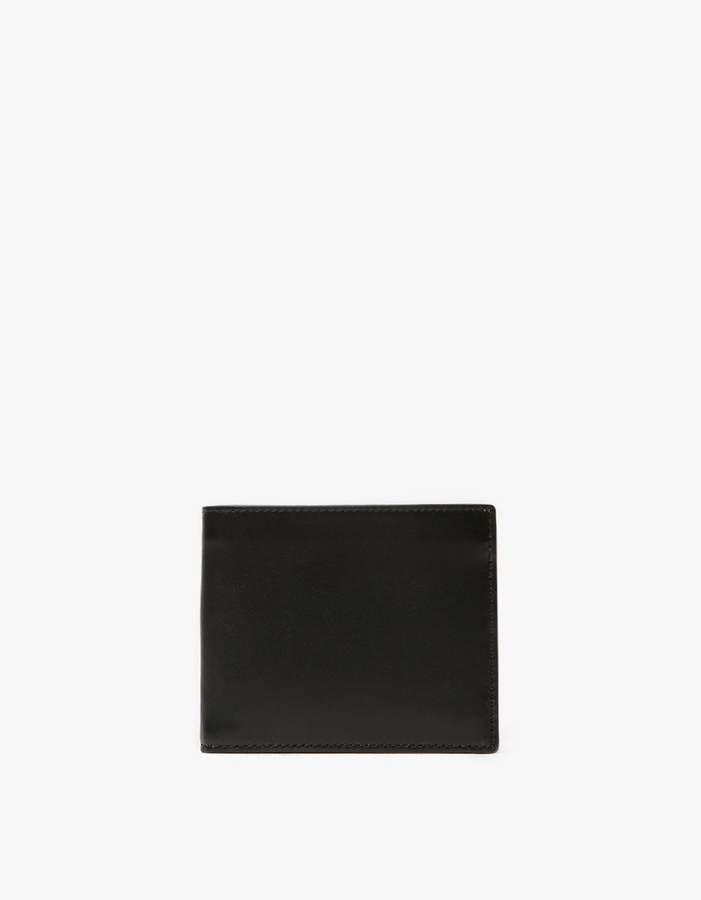 Maison Margiela Bi Fold Wallet in Black