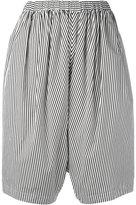 Comme des Garcons knee-length shorts - women - Cotton - XS