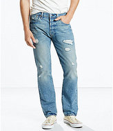 Levi's s 501 Distressed Original-Fit Straight Jeans