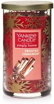 Yankee Candle simply home Frosted Cinnamon 12-oz. Jar Candle