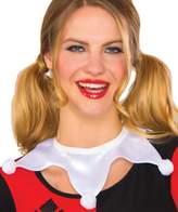 Rubie's Costume Co Costume Women's DC Comics Harley Quinn Choker