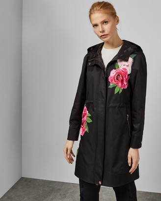 Ted Baker RIH Magnificent hooded parka