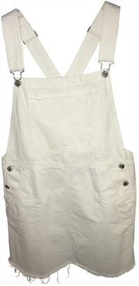 Non Signã© / Unsigned White Denim - Jeans Jumpsuits