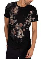 Religion Men's Dark Flower TEE T-Shirt