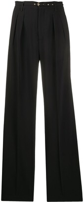 RED Valentino Wide-Leg Trousers