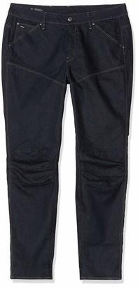 G Star Women's 5620 Elwood 3D Mid Waist Boyfriend Jeans