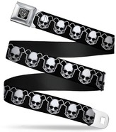 Unisex-Adults Buckle-Down Seatbelt Belt Drinking Quote XL BUCKLE-DOWN INC Multicolor 32-52 Inches