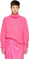 Sies Marjan Pink Sukie Turtleneck