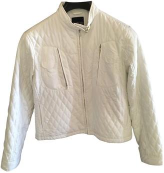 Basile White Jacket for Women