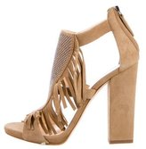 Giuseppe Zanotti Alabama Stud-Embellished Sandals