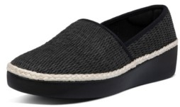 FitFlop Women's Casa Espadrille Loafers Women's Shoes