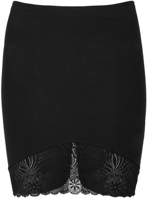Top Model black shaping skirt