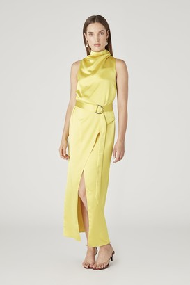 Camilla And Marc Phoebe Drape Dress