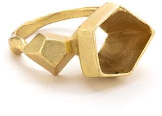 Noni Design Saraswati Ring Gold