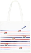 Forever 21 FOREVER 21+ Le Meow Graphic Eco Tote