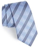 Cufflinks Inc. Men's Cufflinks, Inc. 'Star Wars(TM) - Stormtrooper' Plaid Silk Tie