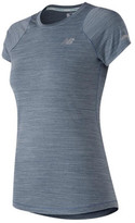 New Balance Women's WT73233 Seasonless Short Sleeve Tee