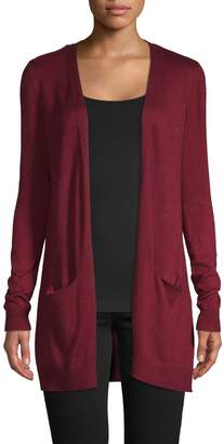 Style&Co. Style & Co. Petite Long-Sleeve Open Front Cardigan