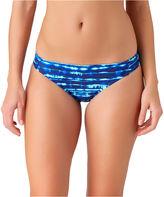 Arizona Tie Dye Hipster Swimsuit Bottom-Juniors