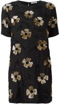 P.A.R.O.S.H. sequin flower dress