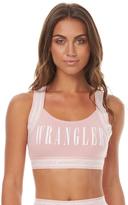 Wrangler Crawford Crop Top Pink Pink