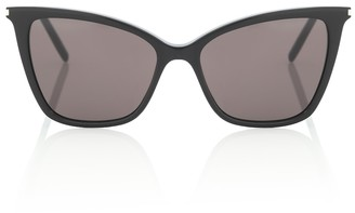Saint Laurent SL 384 cat-eye sunglasses