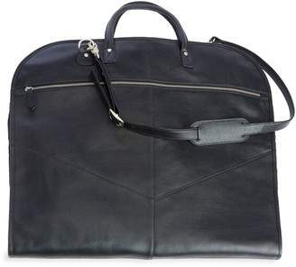 Bric's Royce New York Executive Handcrafted Leather Garment Bag
