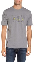 Travis Mathew Men's 'Hazardous' Graphic T-Shirt