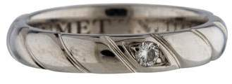 Chaumet Platinum Diamond Torsade Band